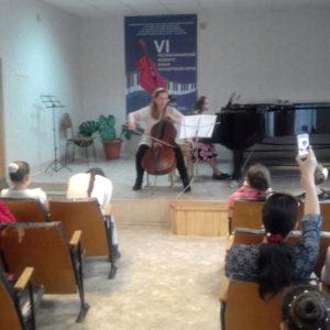 Второй тур VI Республиканского конкурса юных концертмейстеров ДМШ и ДШИ КЧР