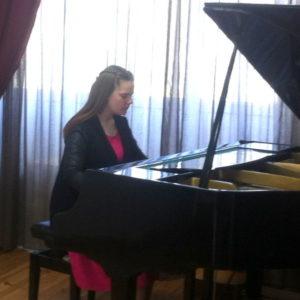 Танцуем на клавишах