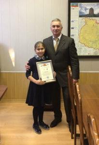 Министр культуры КЧР Рамазан Бороков вручил благодарственные письма