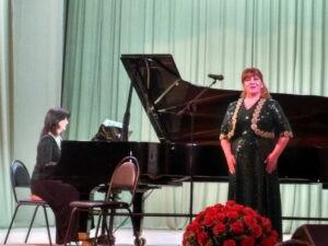 Концерт классической музыки и концерт ансамбля «Джанклыч»