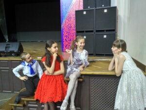 Мероприятие, приуроченное к 20-летию Черкесской городской общественной организации по поддержке детей-инвалидов «Даун-Синдром»