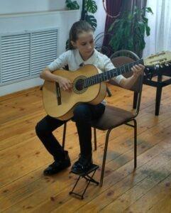 Концерт для учащихся музыкальных отделений