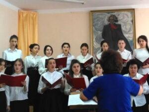 Республиканский семинар руководителей хоров и вокальных ансамблей